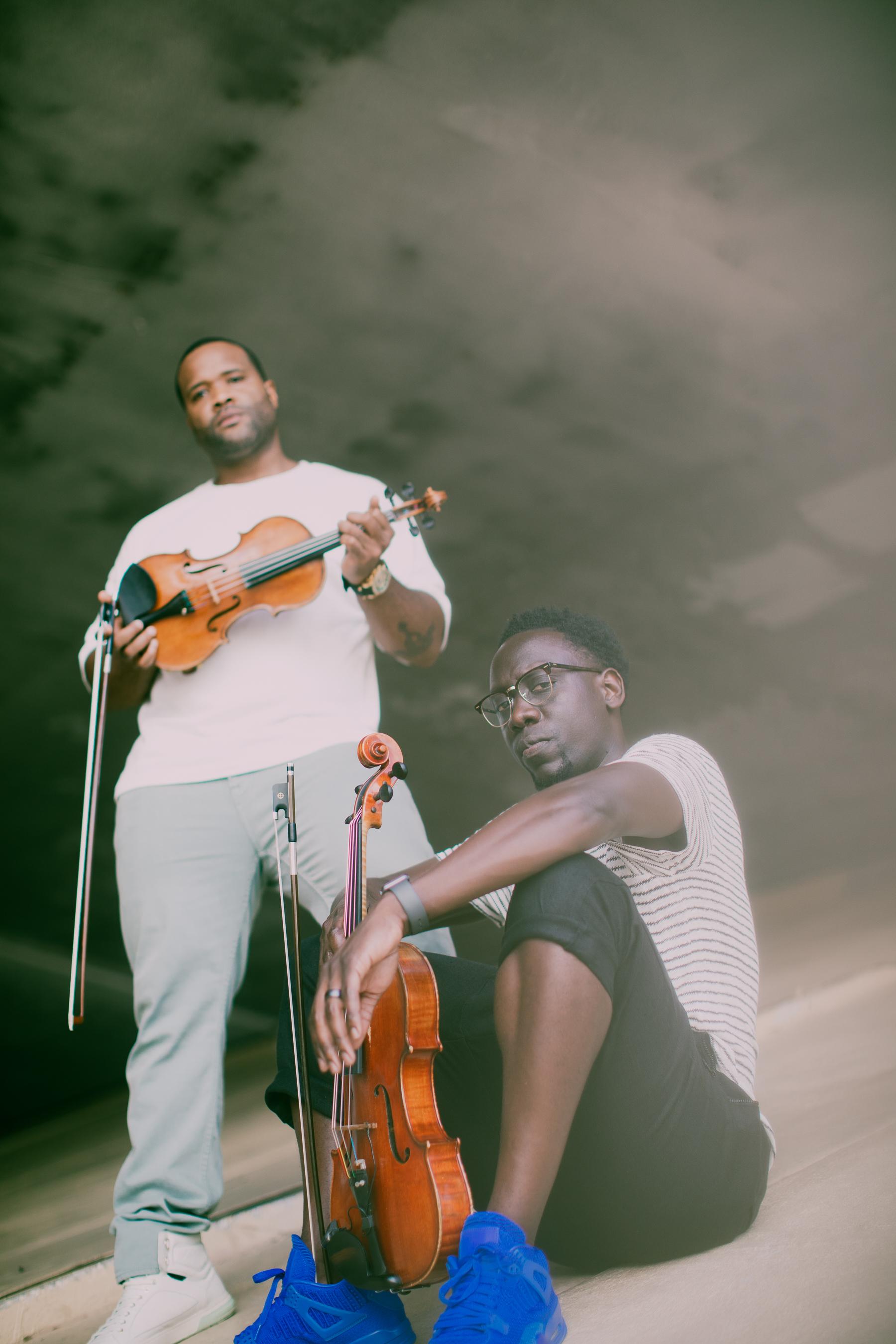 Press Kit – Black Violin